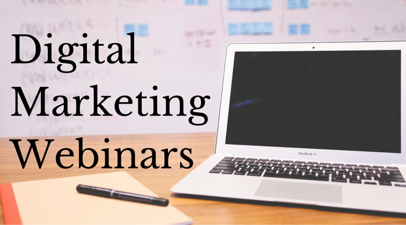 Free Digital Marketing Webinars by Digital Vidya Digital Defynd
