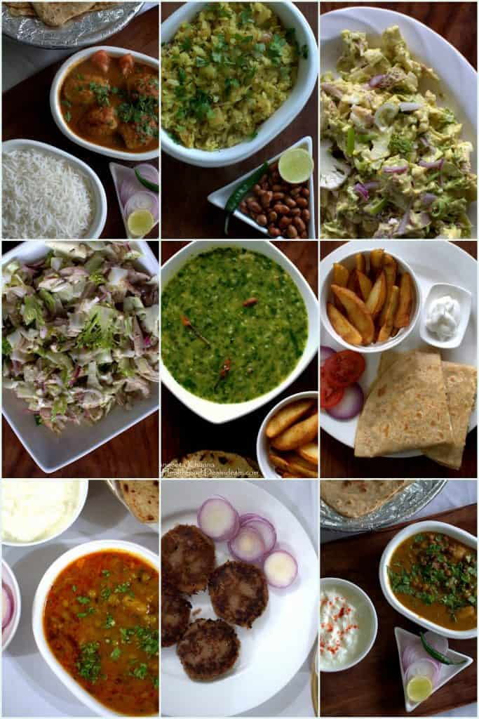 Along with concentrating on the quality of food, it is also as important to make the food presentable, specially when sharing the same online. Sangeeta puts her effort in doing the same.