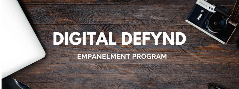 Digital Defynd Empanelment Program