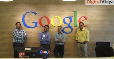 Google Partnership with Digital Vidya for Trainings