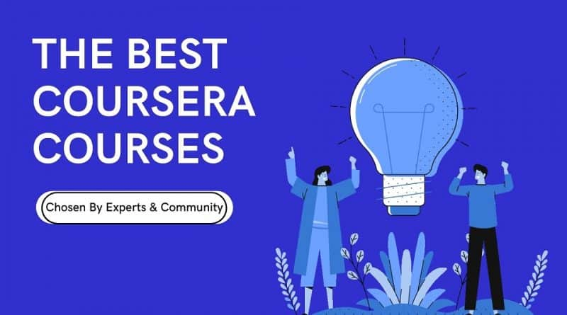 20 Best + Free Coursera Courses for 2020