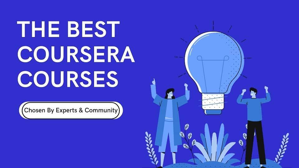 best coursera courses certification training classes online