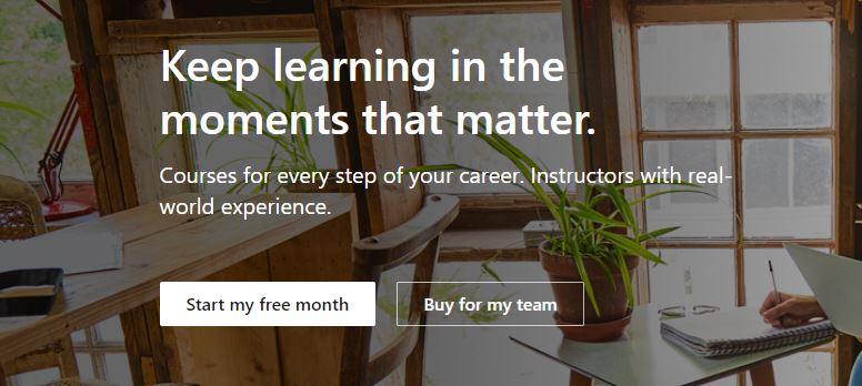 LinkedIn Learning Lynda Holiday Deals