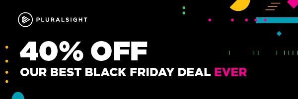 Pluralsight Holiday Deals