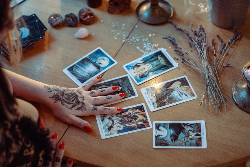 best Tarot Card course class certification training online