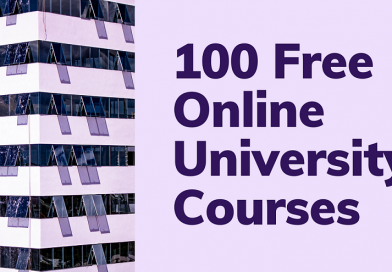 100 Free University Courses Online [2020] [UPDATED]