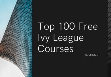 Top 100 Free Ivy League Courses Online [2020] [UPDATED]