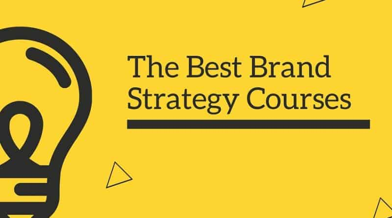Best Brand Strategy course tutorial class certification training online