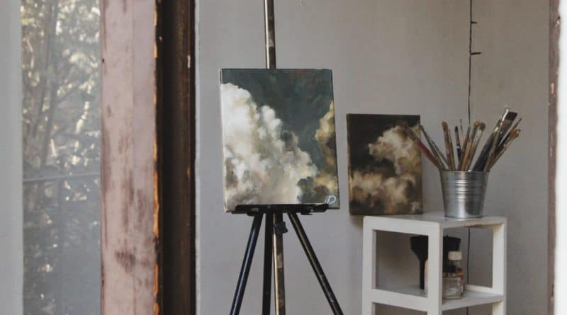 Best Oil Painting course tutorial class certification training online