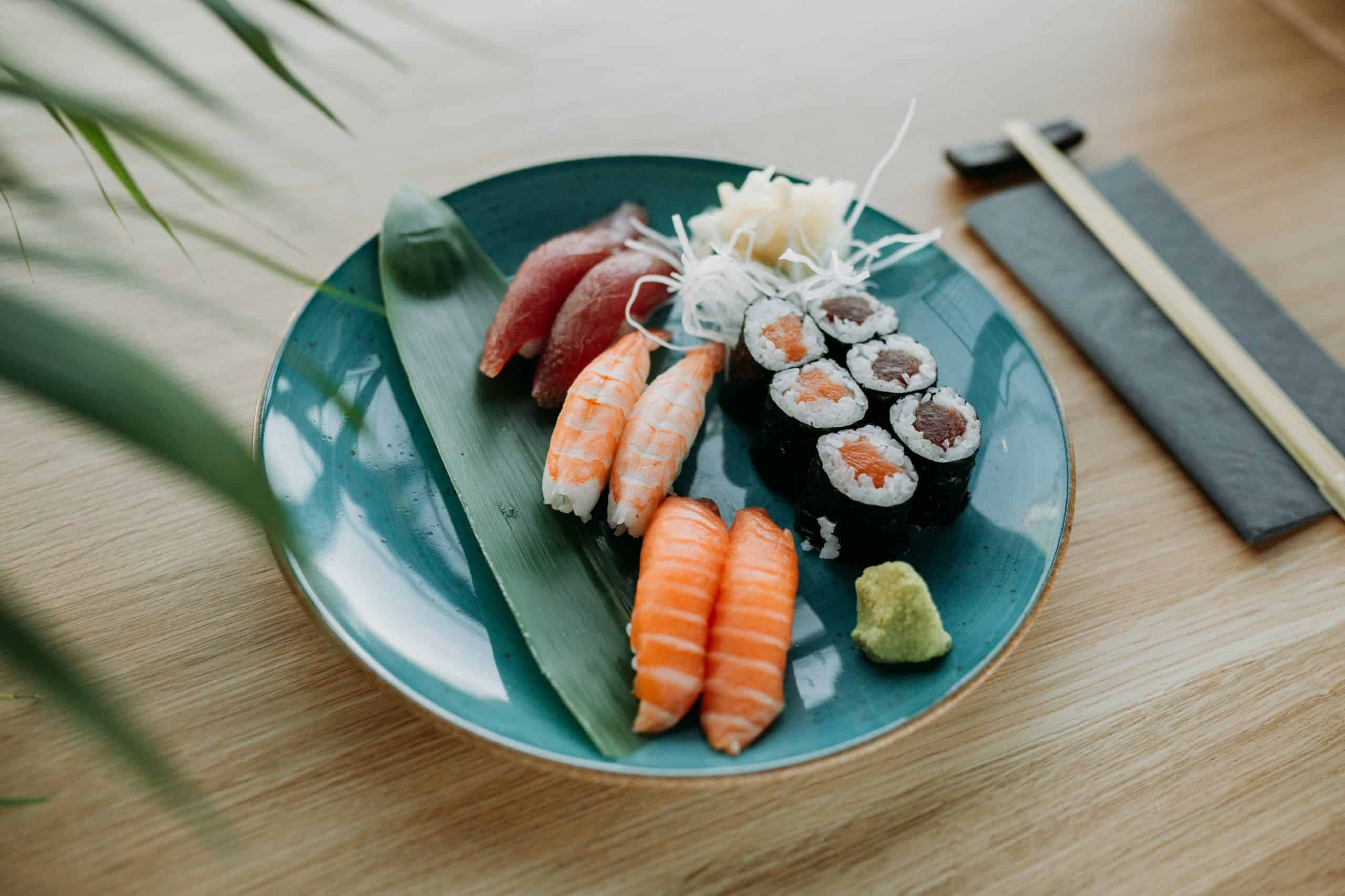 Best Sushi course tutorial class certification training online