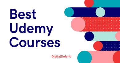 Best Udemy Courses - DigitalDefynd