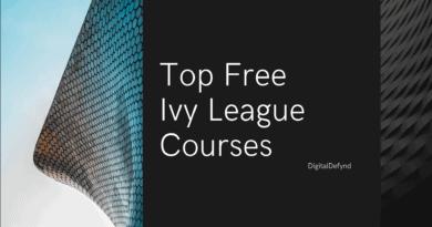 Free Ivy League Courses