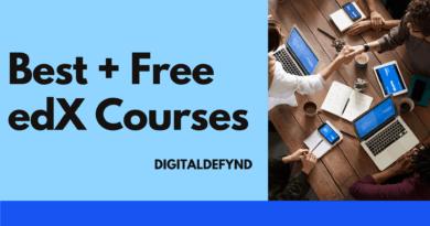 Best + Free edX Courses